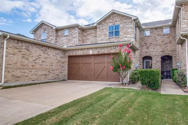 6320 Hill Creek Drive, The Colony, TX 75056 (MLS #14221793) :: The Kimberly Davis Group