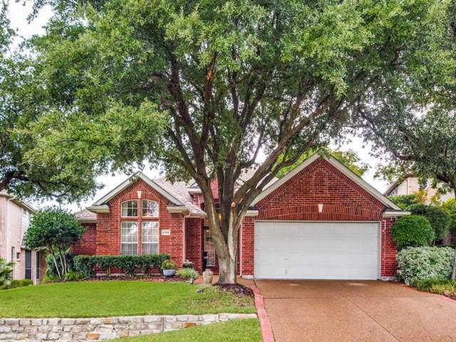 2350 Water Way, Rockwall, TX 75087 (MLS #14221797) :: RE/MAX Town & Country