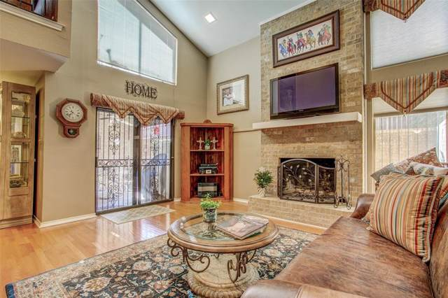 3745 Hulen Park Drive, Fort Worth, TX 76109 (MLS #14221805) :: RE/MAX Town & Country