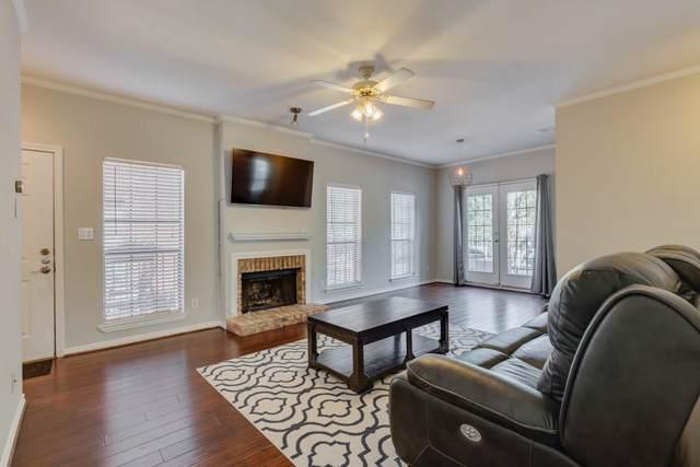 4405 Bowser Avenue #201, Dallas, TX 75219 (MLS #14221811) :: The Good Home Team