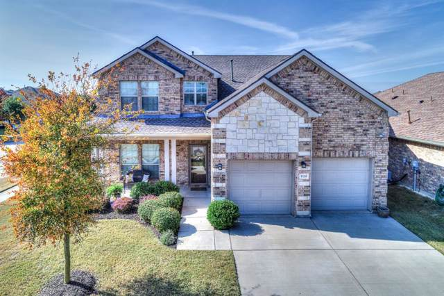 828 Golden Bear Lane, Mckinney, TX 75072 (MLS #14221821) :: RE/MAX Town & Country