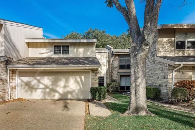 2884 Westridge Avenue, Carrollton, TX 75006 (MLS #14221859) :: Lynn Wilson with Keller Williams DFW/Southlake