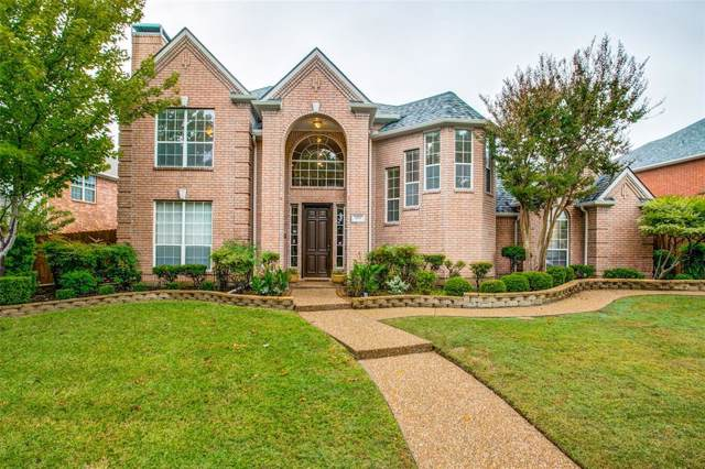 809 Crane Drive, Coppell, TX 75019 (MLS #14221876) :: RE/MAX Town & Country