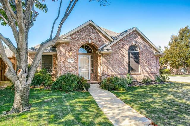 5644 Westwood Lane, The Colony, TX 75056 (MLS #14221892) :: The Kimberly Davis Group