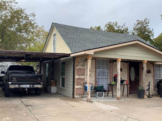 2940 Livingston Avenue, Fort Worth, TX 76110 (MLS #14221918) :: RE/MAX Town & Country