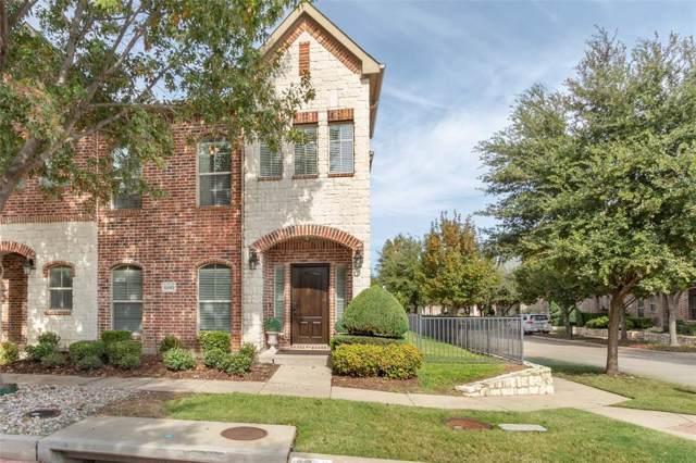 6890 Cortona Lane, Frisco, TX 75034 (MLS #14221921) :: The Mauelshagen Group