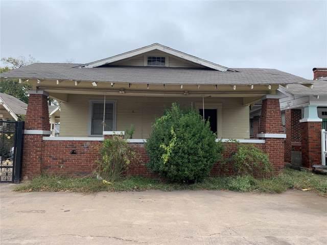 2717 Hemphill Street, Fort Worth, TX 76110 (MLS #14221946) :: The Mitchell Group