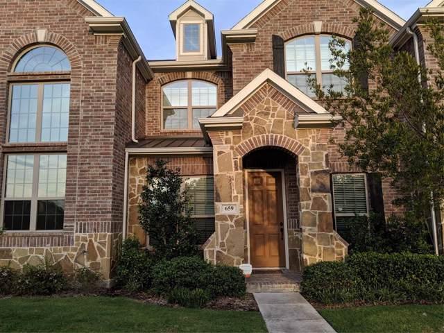 659 Emily Lane, Richardson, TX 75081 (MLS #14221978) :: The Chad Smith Team
