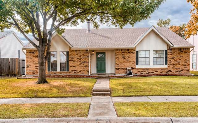 5637 N Colony Boulevard, The Colony, TX 75056 (MLS #14221980) :: RE/MAX Town & Country