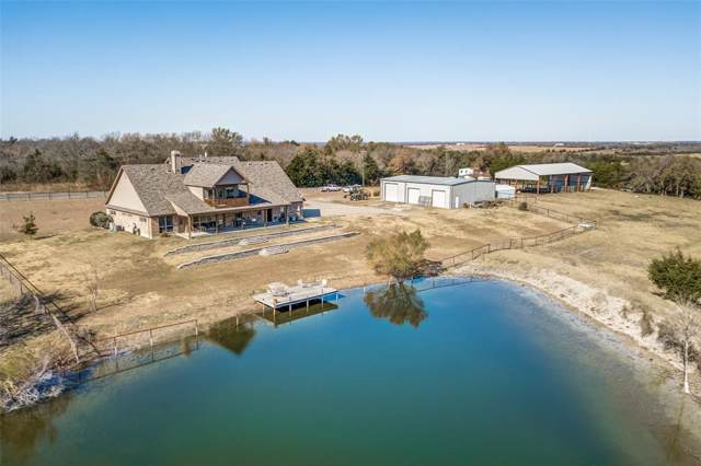 4221 County Road 643, Nevada, TX 75173 (MLS #14221985) :: RE/MAX Town & Country