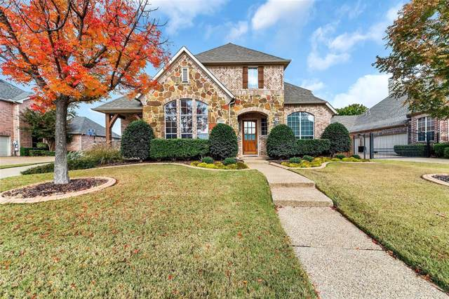 2507 Shoreline Drive, Keller, TX 76248 (MLS #14221999) :: The Kimberly Davis Group