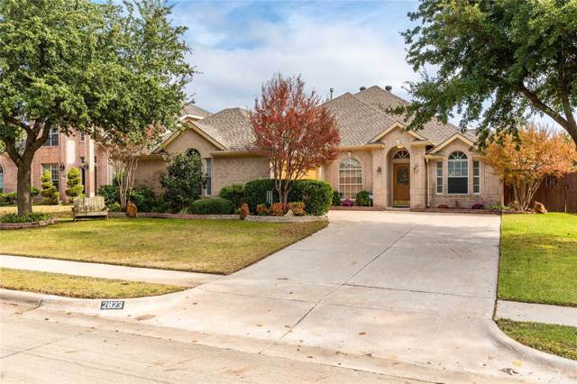 2823 Countryside Trail, Keller, TX 76248 (MLS #14222027) :: The Kimberly Davis Group