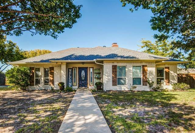 309 Greenleaf Street, Highland Village, TX 75077 (MLS #14222031) :: Lynn Wilson with Keller Williams DFW/Southlake