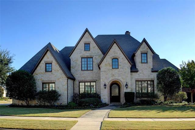457 Hidden Valley Lane, Coppell, TX 75019 (MLS #14222040) :: RE/MAX Town & Country