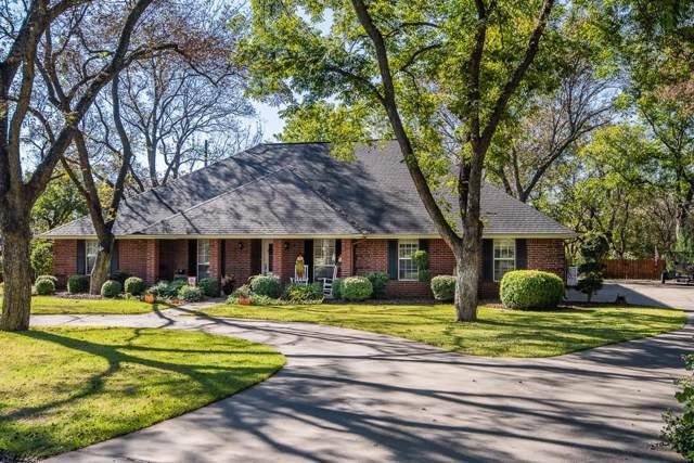 9021 Green Leaves Drive, Granbury, TX 76049 (MLS #14222041) :: Robbins Real Estate Group