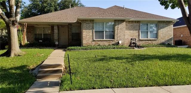 5809 Turner Street, The Colony, TX 75056 (MLS #14222050) :: Hargrove Realty Group