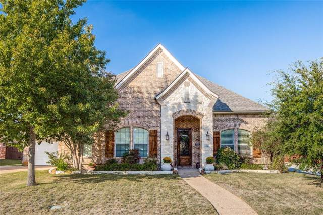 1341 Amistad Drive, Prosper, TX 75078 (MLS #14222055) :: RE/MAX Town & Country