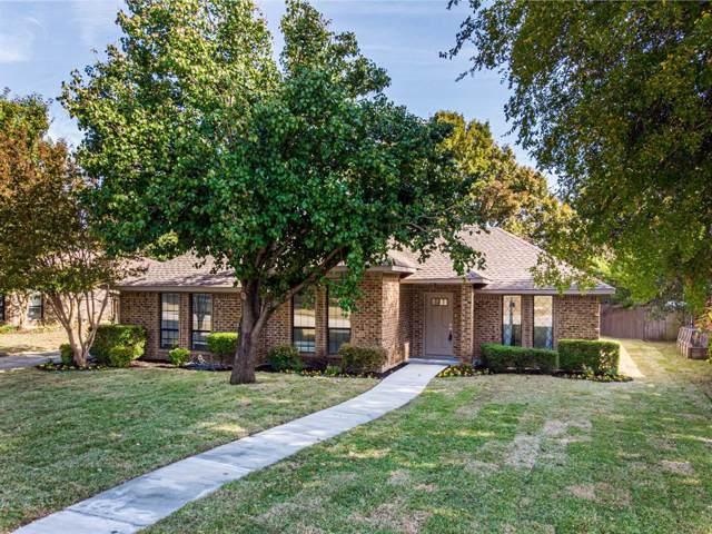 8740 Woodstream Drive, Frisco, TX 75034 (MLS #14222083) :: Vibrant Real Estate