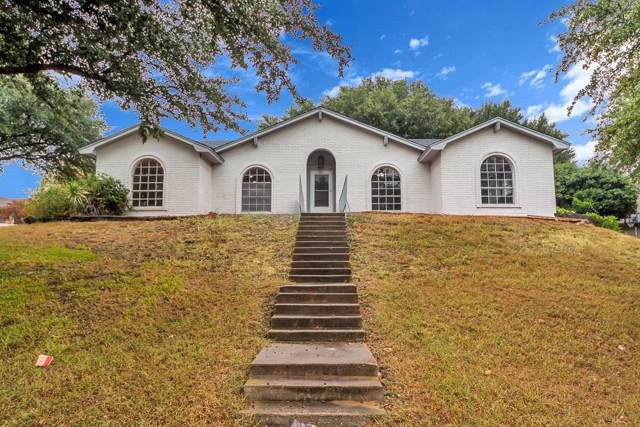 8801 Greenhaven Drive, Fort Worth, TX 76179 (MLS #14222088) :: RE/MAX Town & Country