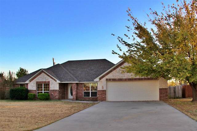 104 Ashley Street, Alvord, TX 76225 (MLS #14222118) :: RE/MAX Town & Country