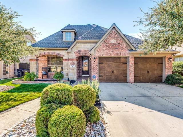 9513 Courtright Drive, Fort Worth, TX 76244 (MLS #14222131) :: Vibrant Real Estate