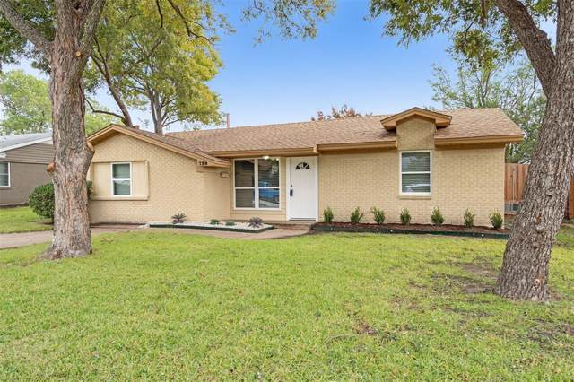 738 Pebble Creek Lane, Mesquite, TX 75149 (MLS #14222161) :: RE/MAX Town & Country