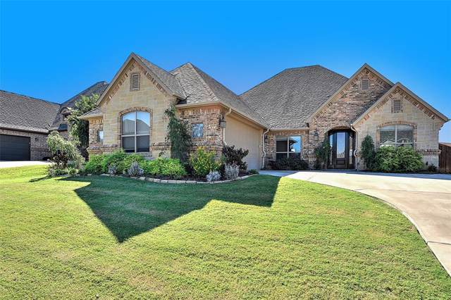 3008 Overland Trail, Sherman, TX 75092 (MLS #14222174) :: RE/MAX Town & Country