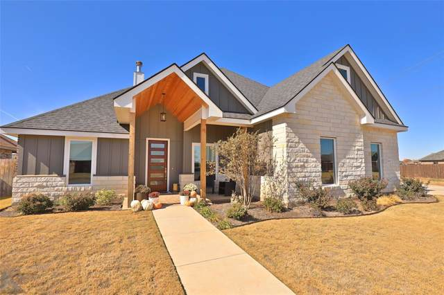 6610 Tradition Drive, Abilene, TX 79606 (MLS #14222194) :: Lynn Wilson with Keller Williams DFW/Southlake
