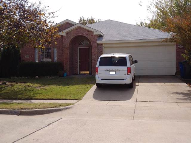648 Mustang Court, Little Elm, TX 75068 (MLS #14222209) :: Vibrant Real Estate