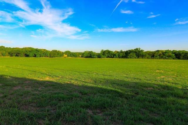 509 Sandpiper Drive, Weatherford, TX 76088 (MLS #14222218) :: The Welch Team
