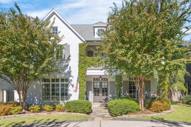 3216 Greenbrier Drive, University Park, TX 75225 (MLS #14222227) :: RE/MAX Town & Country