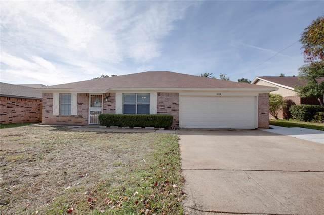 6224 Hott Springs Drive, Arlington, TX 76001 (MLS #14222260) :: Robbins Real Estate Group