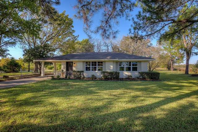 6938 State Highway 50, Commerce, TX 75428 (MLS #14222264) :: RE/MAX Town & Country