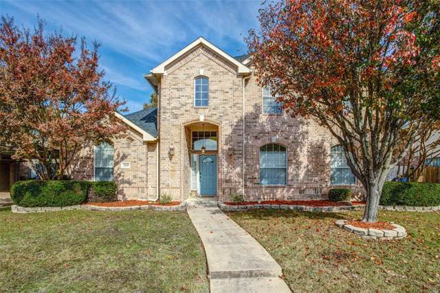 1209 Edgemont Drive, Sachse, TX 75048 (MLS #14222290) :: RE/MAX Town & Country