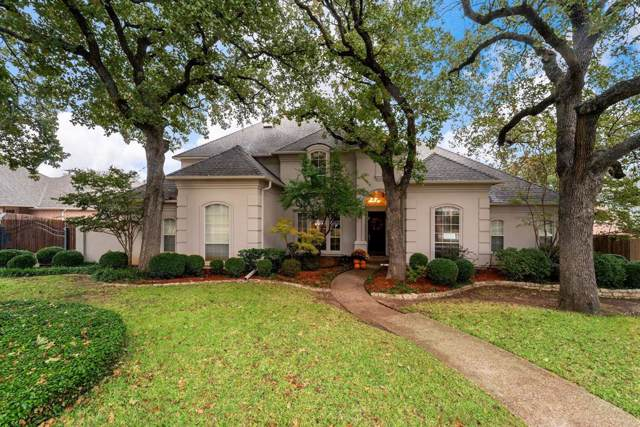 2002 Reynolds Drive, Colleyville, TX 76034 (MLS #14222310) :: RE/MAX Town & Country