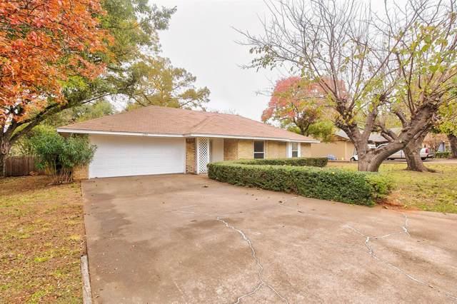 1209 4th Street, Granbury, TX 76048 (MLS #14222311) :: Potts Realty Group