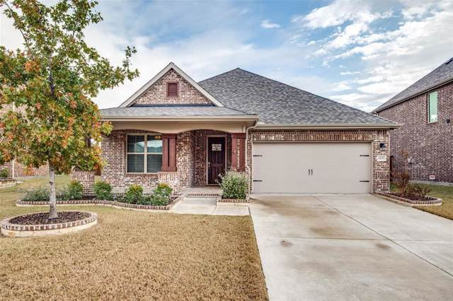 4209 Lucton Drive, Mckinney, TX 75070 (MLS #14222317) :: The Kimberly Davis Group