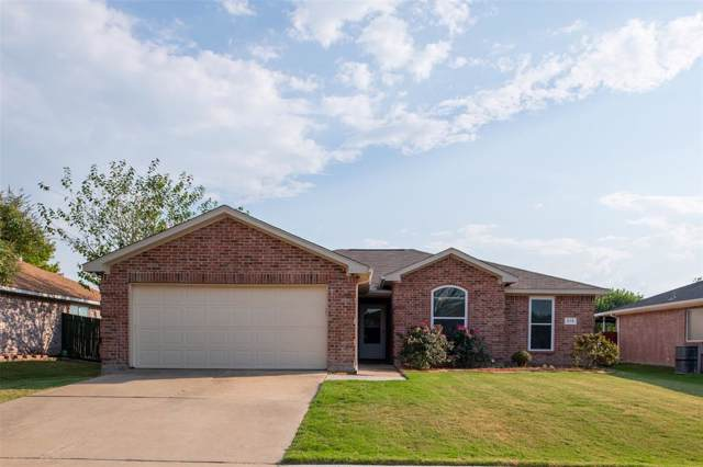 218 Lake Wichita Drive, Wylie, TX 75098 (MLS #14222318) :: The Kimberly Davis Group