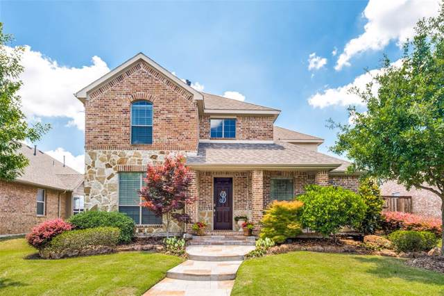 2817 Greenway Drive, Frisco, TX 75034 (MLS #14222329) :: RE/MAX Town & Country