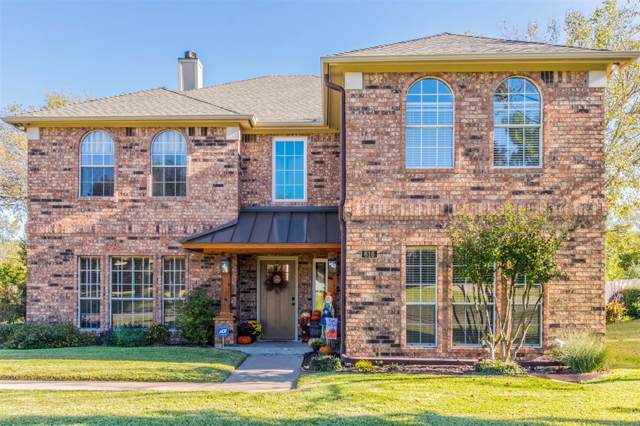 616 Hillside Drive, Kennedale, TX 76060 (MLS #14222336) :: Potts Realty Group