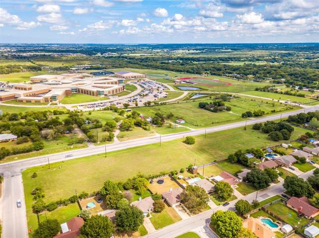 TBD Renfro, Burleson, TX 76028 (MLS #14222346) :: RE/MAX Town & Country