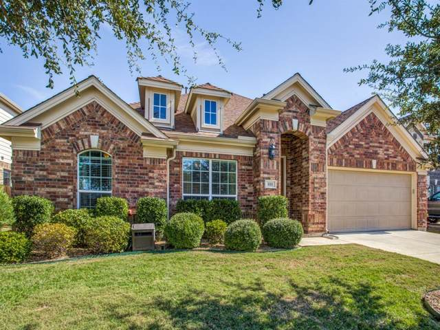 808 Windy Hill Drive, Mckinney, TX 75071 (MLS #14222392) :: RE/MAX Town & Country