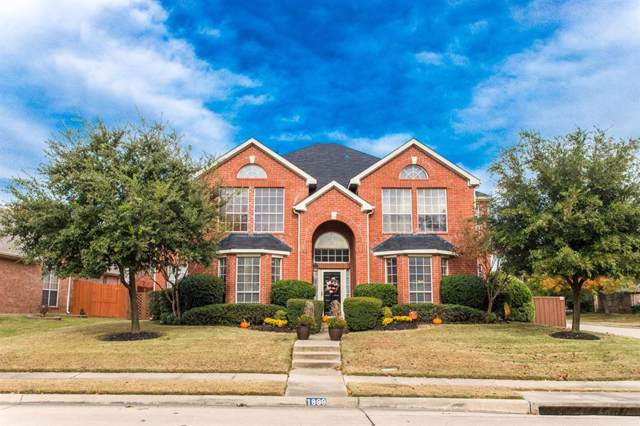 1800 Boyd Court, Carrollton, TX 75010 (MLS #14222393) :: Tenesha Lusk Realty Group