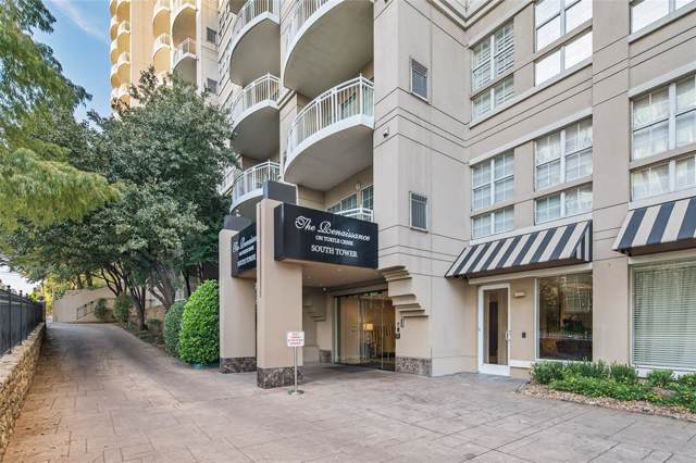 3225 Turtle Creek Boulevard #528, Dallas, TX 75219 (MLS #14222399) :: EXIT Realty Elite
