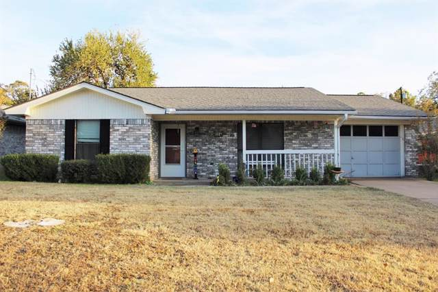 316 Moonlight Trail, Stephenville, TX 76401 (MLS #14222424) :: Real Estate By Design