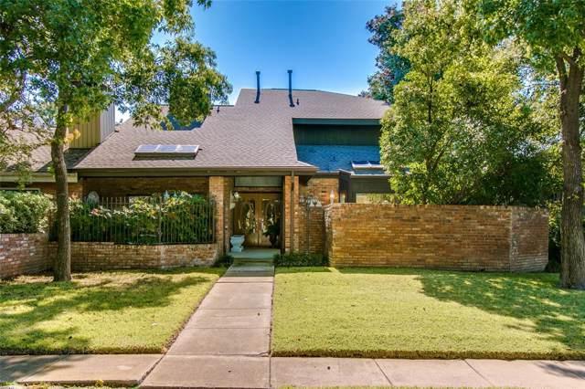 5926 Glen Heather Drive, Dallas, TX 75252 (MLS #14222441) :: The Good Home Team