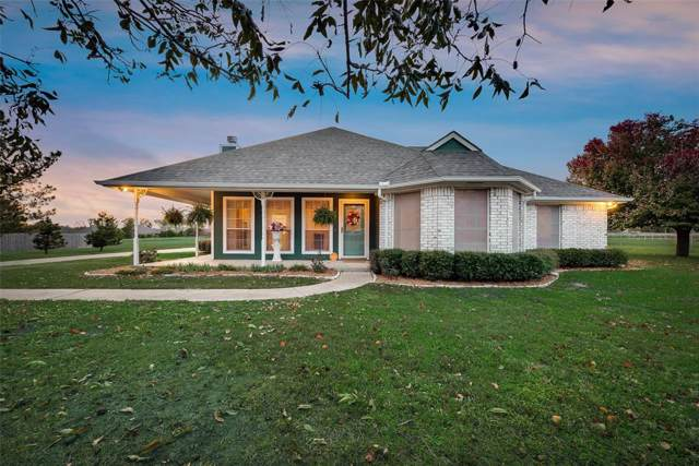 545 Mustang Court, Lavon, TX 75166 (MLS #14222447) :: RE/MAX Town & Country