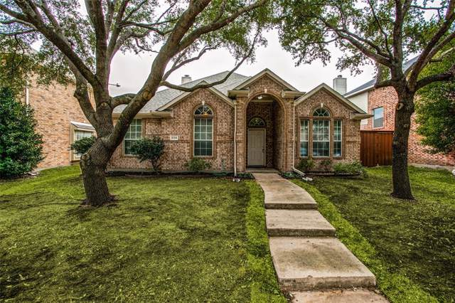 3104 Hoffman Drive, Plano, TX 75025 (MLS #14222459) :: RE/MAX Town & Country