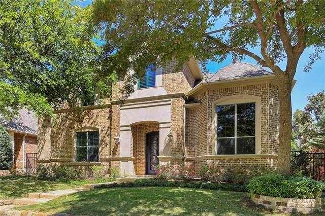 5590 Braemar Drive, Frisco, TX 75034 (MLS #14222473) :: RE/MAX Town & Country