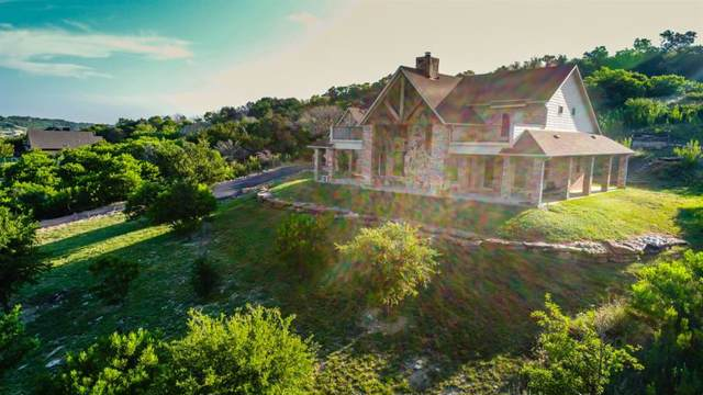 1792 Canyon Wren Loop, Possum Kingdom Lake, TX 76449 (MLS #14222475) :: The Kimberly Davis Group